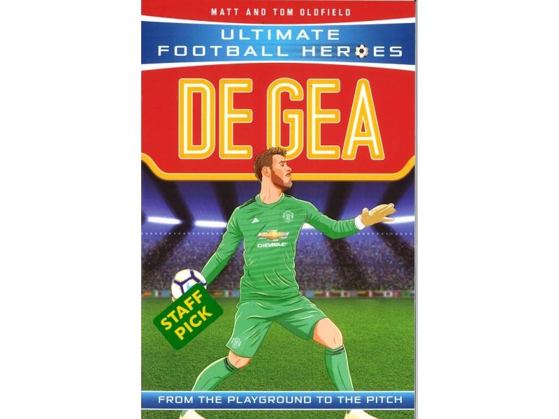 Ultimate Football Heroes - De Gea