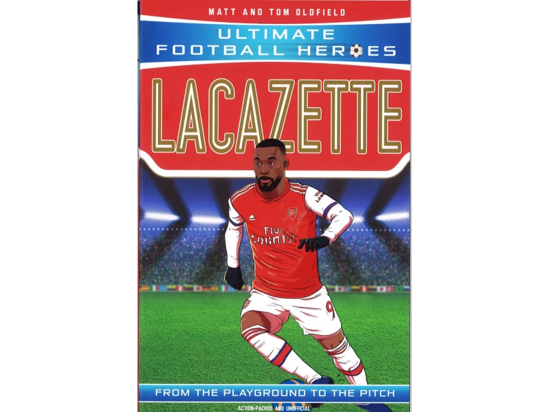 Ultimate Football Heroes - Lacazette