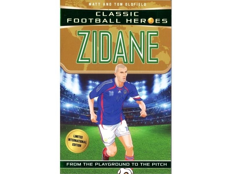 Classic Football Heroes - Zidane