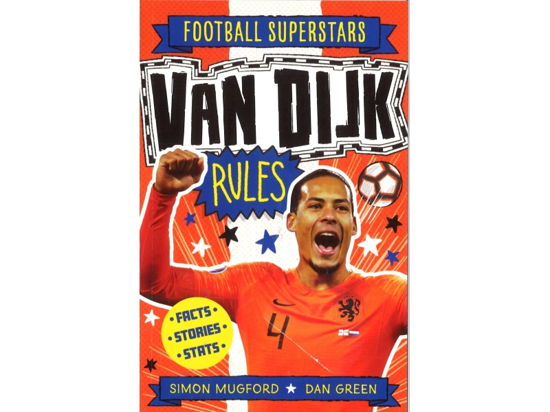 Football Superstars - Van Dijk Rules