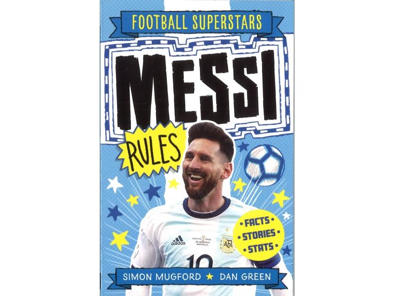 Football Superstars - Messi Rules