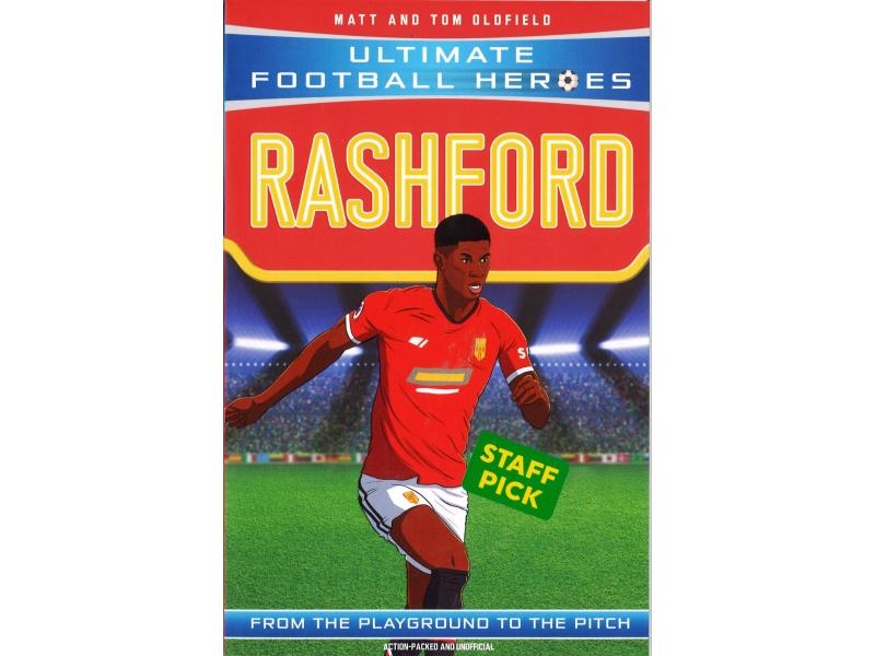 Ultimate Football Heroes - Rashford