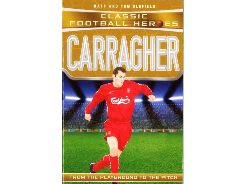Classic Football Heroes - Carragher