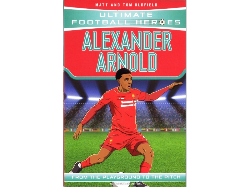 Ultimate Football Heroes - Alexander Arnold