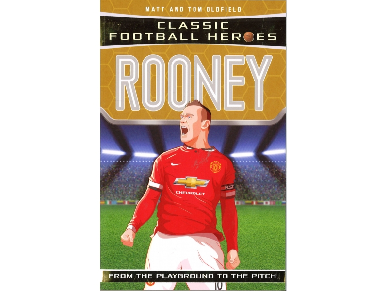 Classic Football Heroes - Rooney