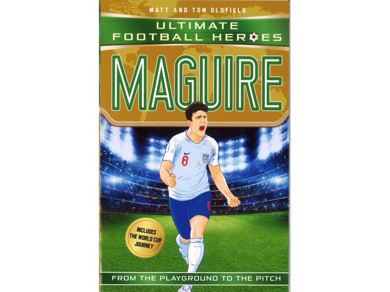 Ultimate Football Heroes - Maguire