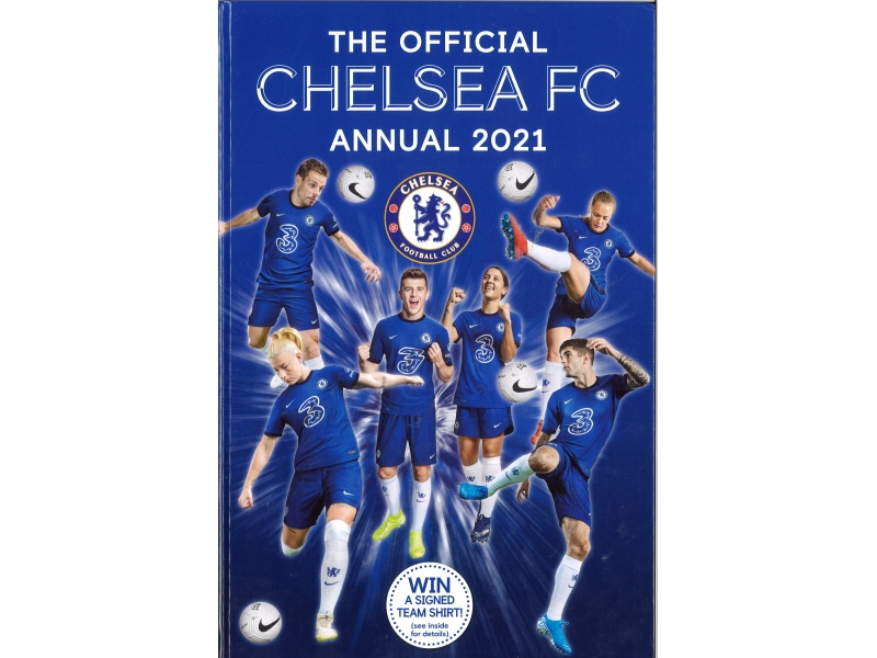 The Official Chelsea FC Annual 2021