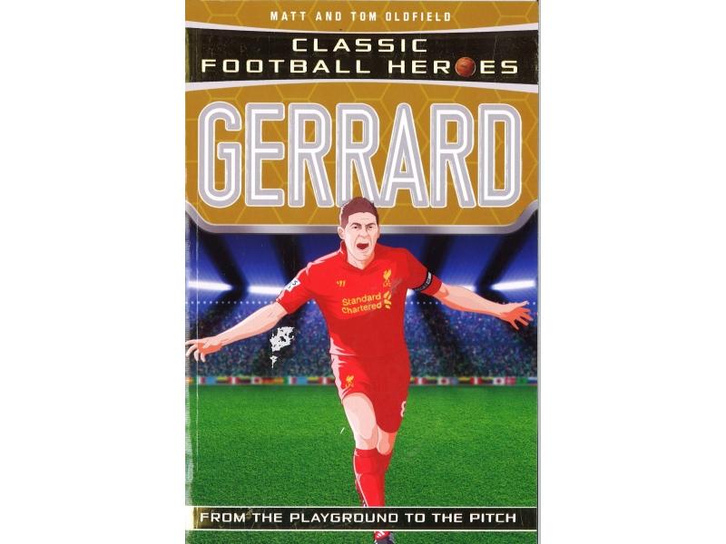 Classic Football Heroes - Gerrard