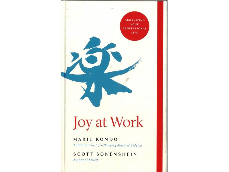 Marie Kondo - Joy At Work