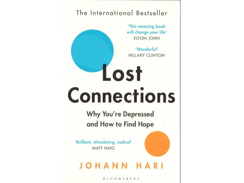 Johann Hari - Lost Connections