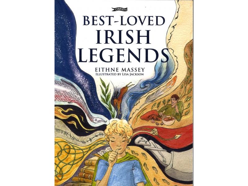 Eithne Massey - Best-Loved Irish Legends