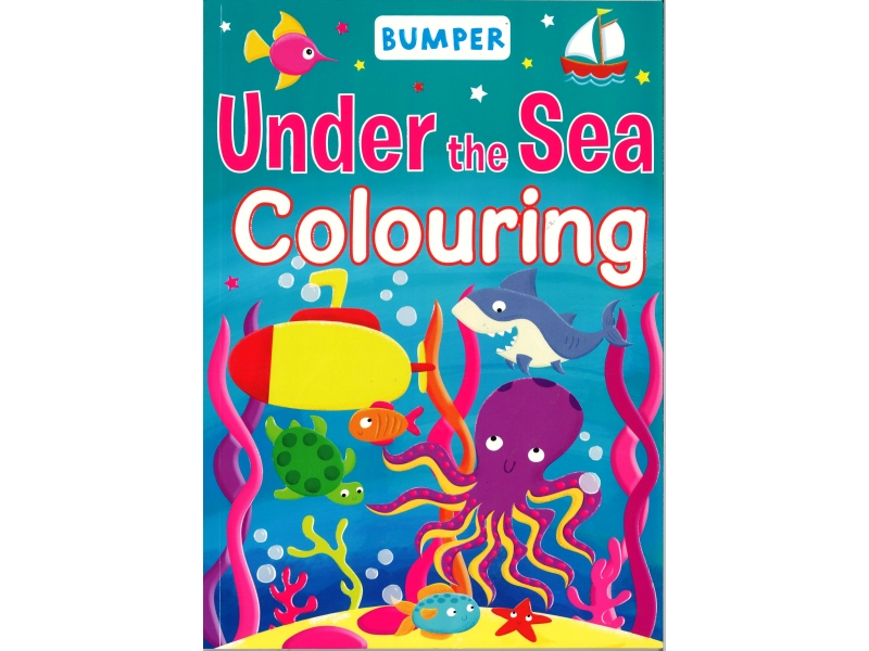 Bumper - Under The Sea Colouring
