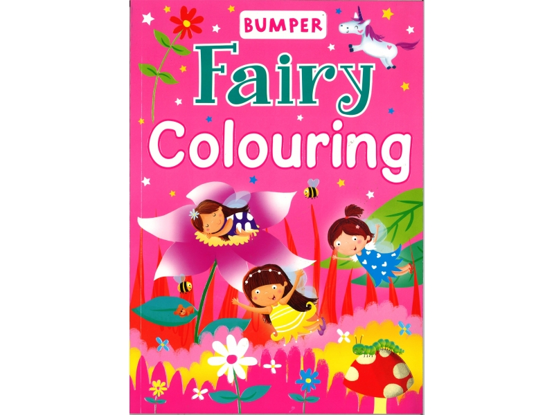 Bumper - Fairy Colouring