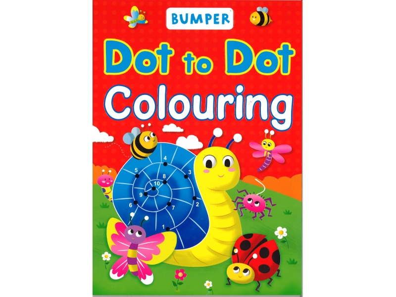 Bumper - Dot To Dot Colouring