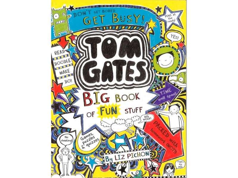 Tom Gates - Big Book Of Fun Stuff