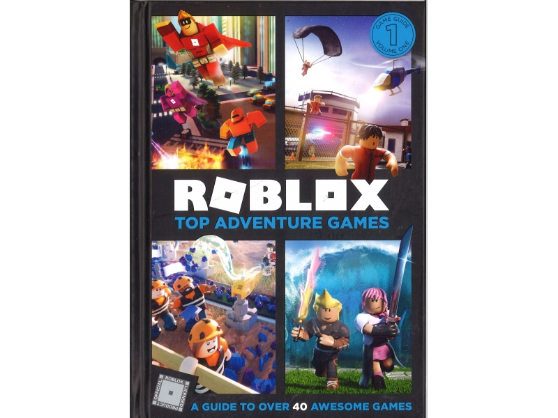 Roblox - Top Adventure Games