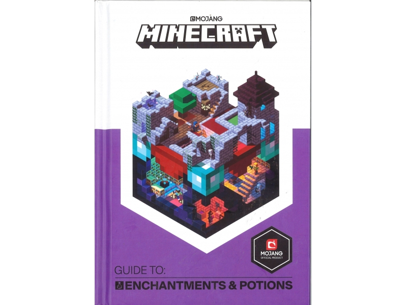 Minecraft - Guide To Enchantments & Potions