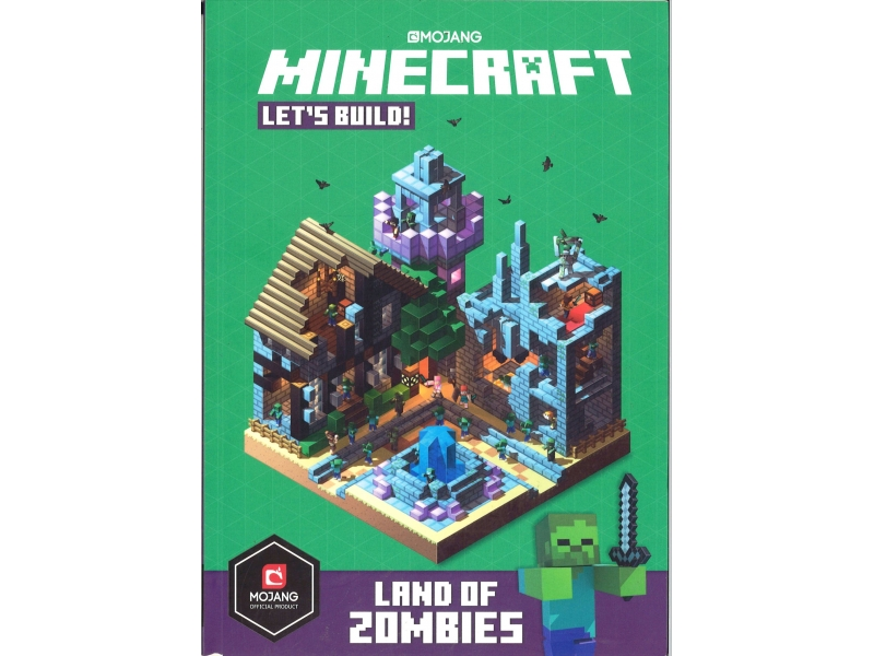 Minecraft - Let's Build! - Land Of Zombies