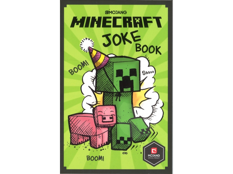 Minecraft - Joke Book
