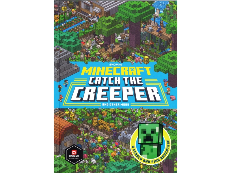 Minecraft - Catch The Creeper
