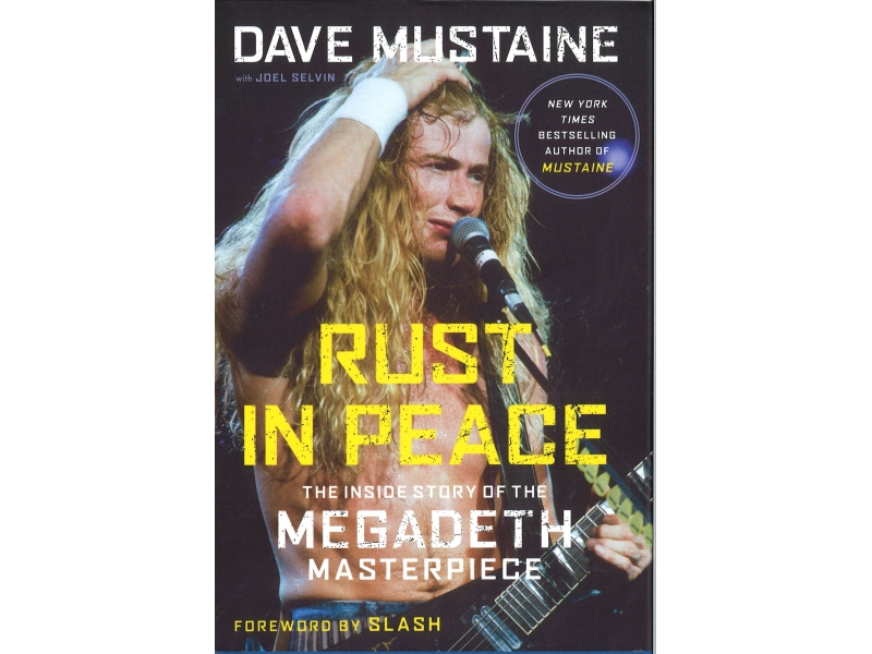 Dave Mustaine - Rust In Peace