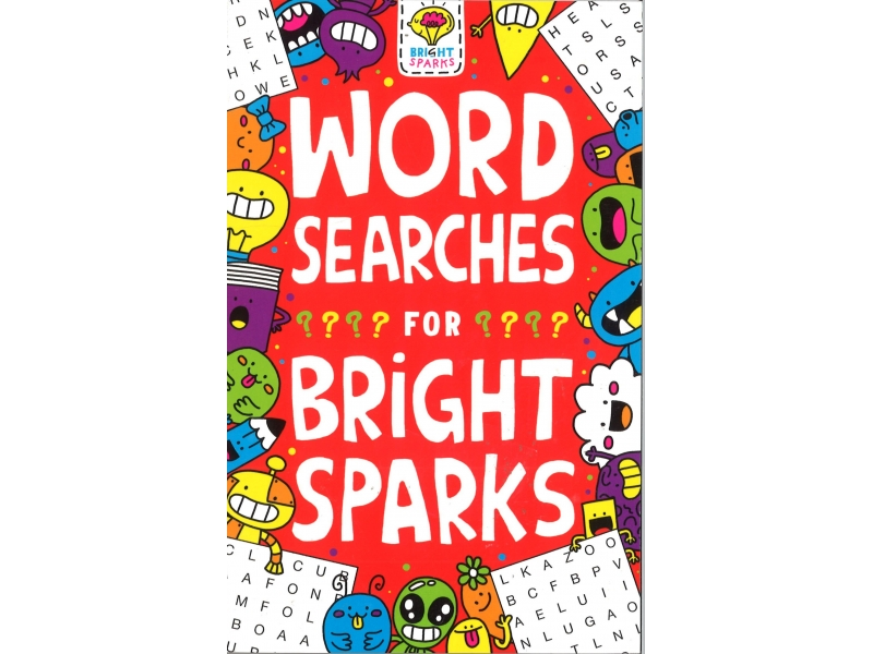 Word Searches For Bright Sparks