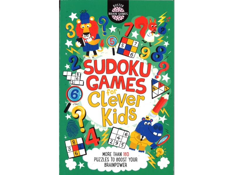 Suduku Games For Clever Kids