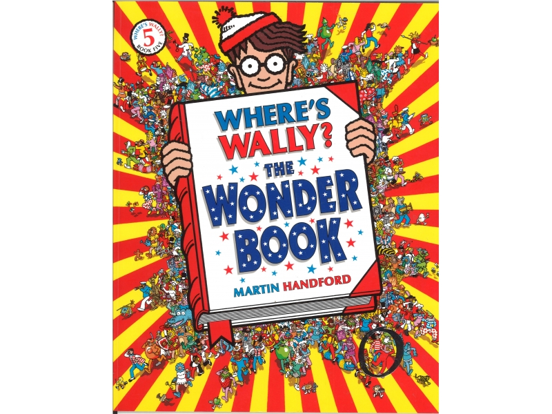 Where's Wally? - The Wonder Book