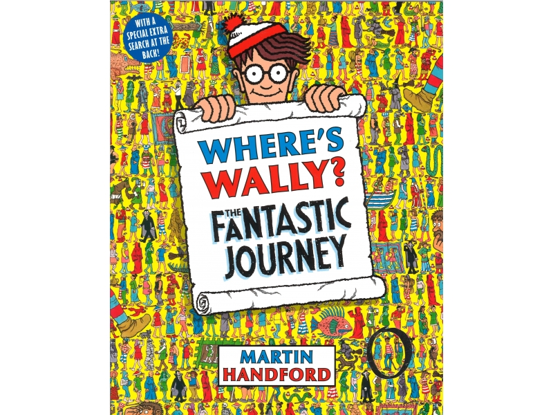 Where's Wally? - Fantastic Journey