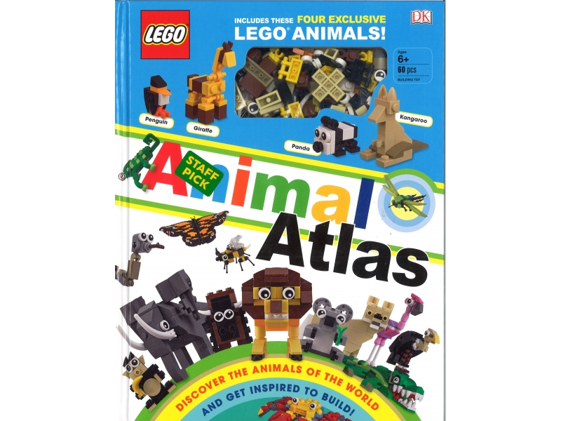 Lego - Animal Atlas