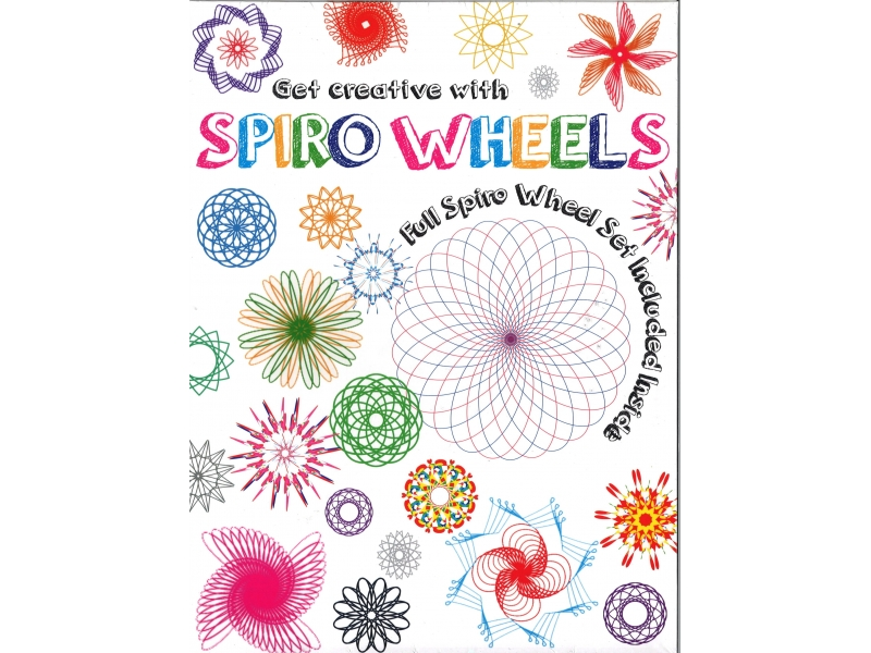 Get Creative With Spiro Wheel