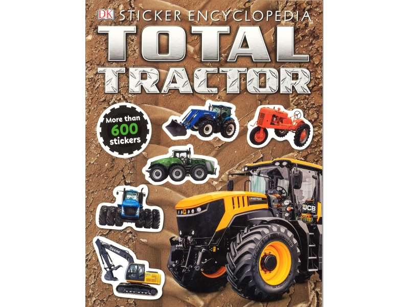 Sticker Encyclopedia - Total Tractor