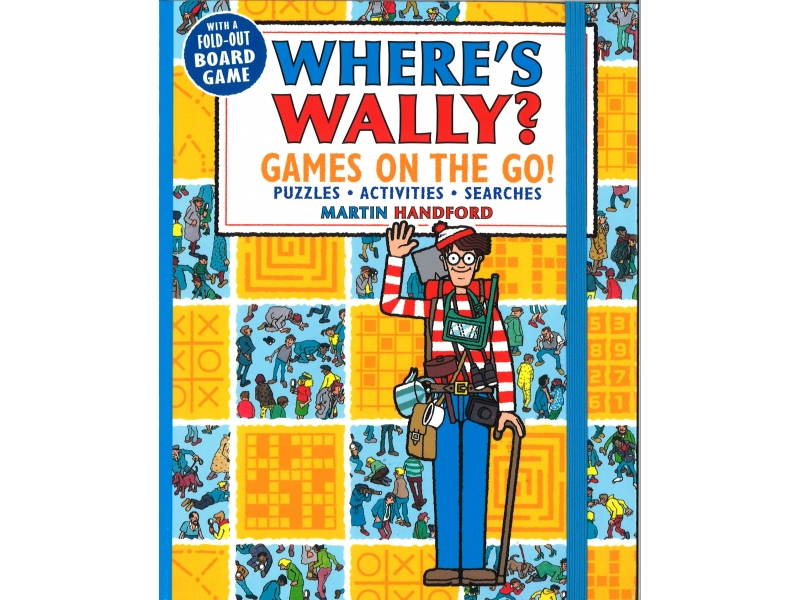 Where's Wally? - Games On The Go!