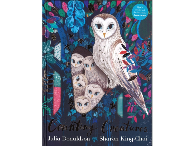 Julia Donaldson & Sharon King-Chai - Counting Creatures