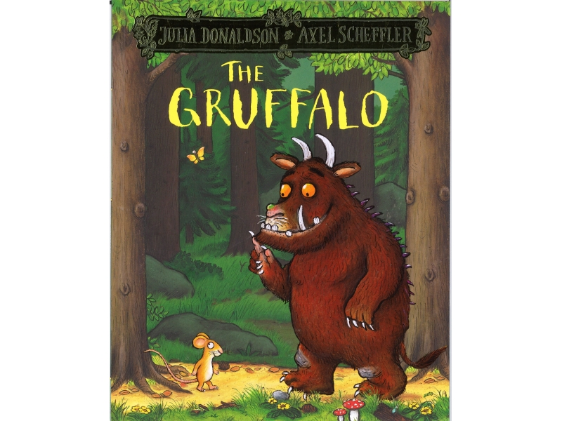 Julia Donaldson & Axel Scheffler - The Gruffalo