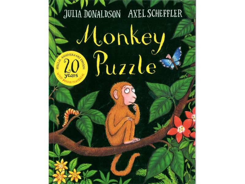 Julia Donaldson & Axel Scheffler - Monkey Puzzle