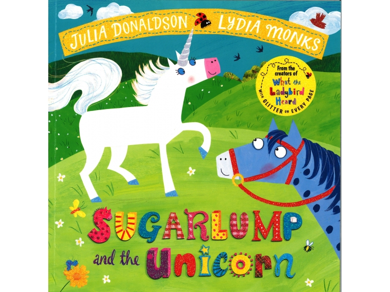 Julia Donaldson & Sugarlump And The Unicorn
