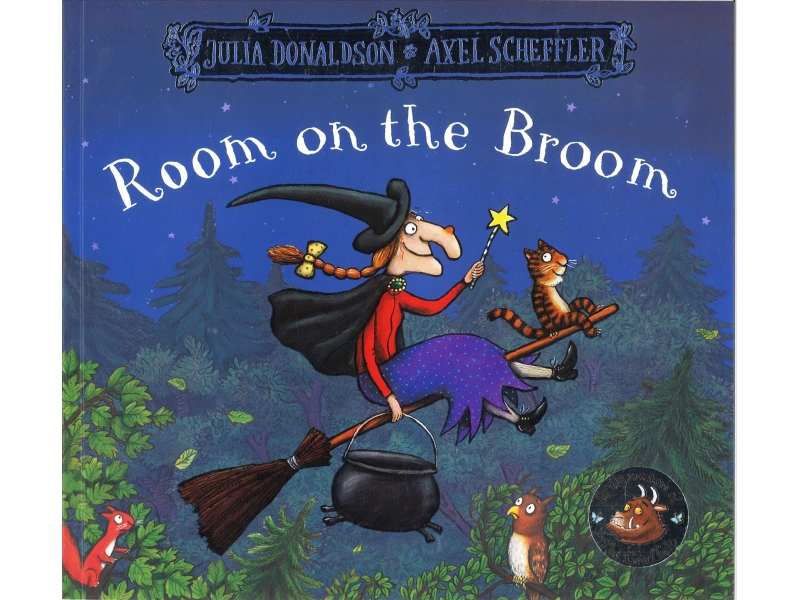 Julia Donaldson & Axel Scheffler - Room On The Broom