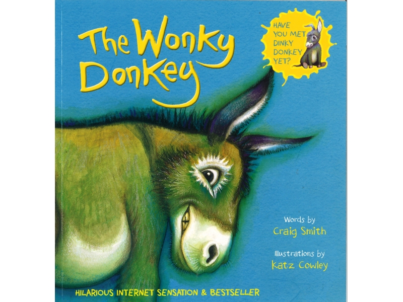 Craig Smith & Katz Cowley - The Wonky Donkey