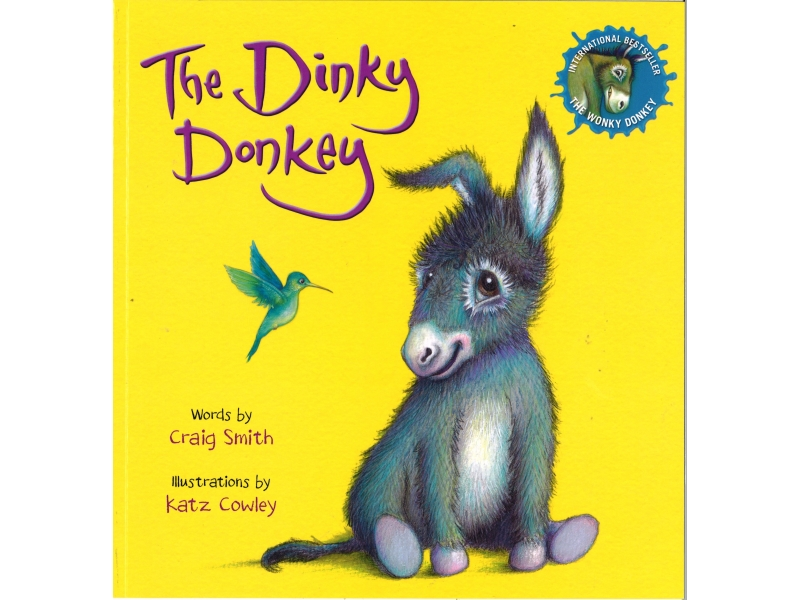 Craig Smith & Katz Cowley - The Dinky Donkey