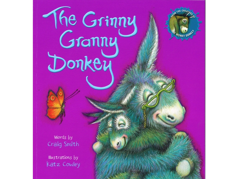 Craig Smith & Katz Cowley - The Grinny Granny Donkey