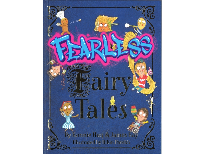 Konnie Huq & James Kay - Fearless Fairy Tales
