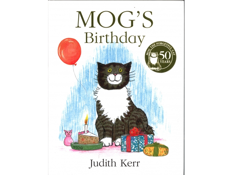 Judith Kerr - Mog's Birthday