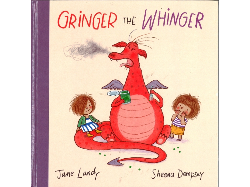 Jane Landy & Sheena Dempsey - Gringer The Whinger