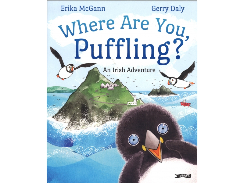 Erika McGann & Gerry Daly - Where Are You, Puffling?