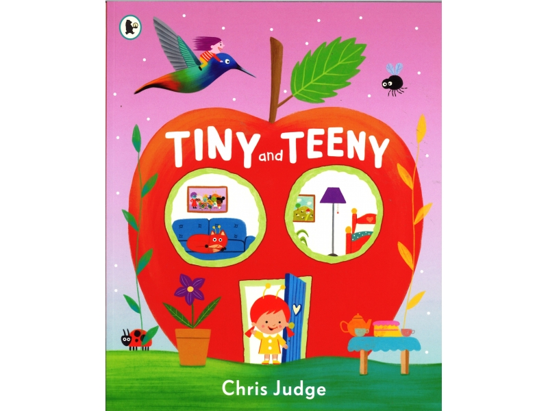 Chris Judge - Tiny And Teeny