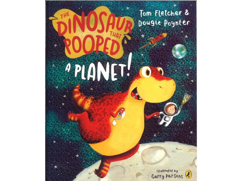 Tom Fletcher & Dougie Poynter - The Dinosaur That Pooped A Planet