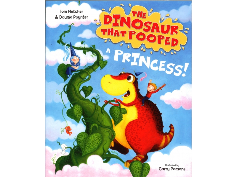 Tom Fletcher & Dougie Poynter - The Dinosaur That Pooped A Princess