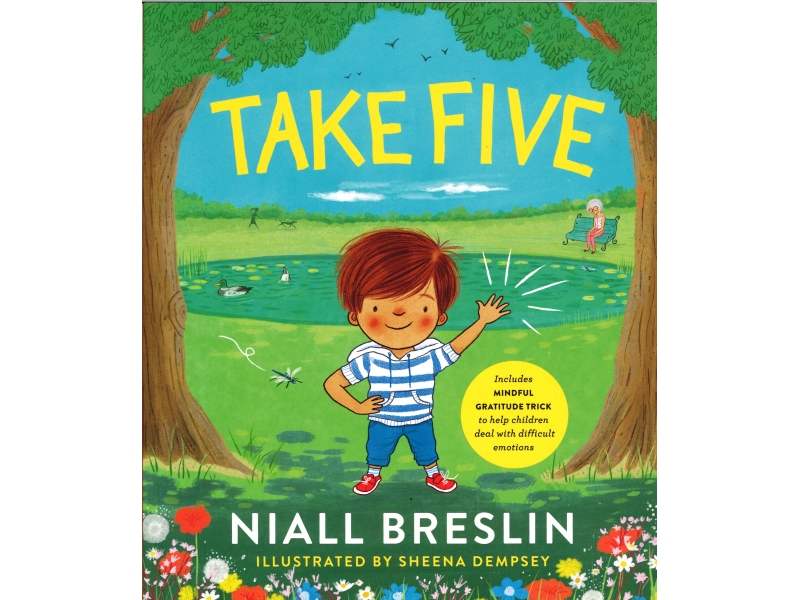 Niall Breslin - Take Five