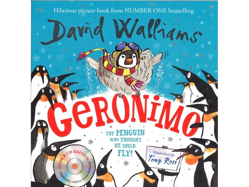 David Walliams - Geronimc